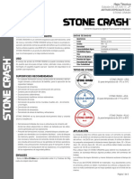 ADITIVOS ESPECIALES - STONE CRASH