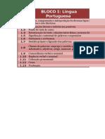 Plano de Estudo - Escrevente - TJSP