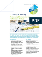 Itstrategy Planning