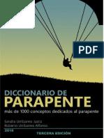 Diccionario Parapente 3ra Edicion 2016