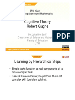 4. Gagne Information Processing Theory