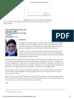 254434785 the Mathematics of Love Edge PDF