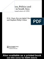 P. R. Chari-Perception, Politics and Security in South Asia_ the Compound Crisis of 1990 (Routledgecu