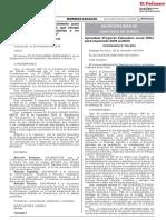 Ordenanza Proyecto Educativo Local en el distrito de Surco