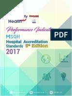 Performance Indicators MSQH Hospital Accreditation Standards 5th Edition (1).pdf
