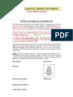 PCC Format