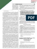 Ordenanza Proyecto Educativo Local en el distrito de San Luis