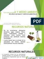 Diapositivas 5. Recursos Naturales y Servicios Ambientales