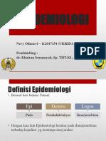 Epidemiologi - New - Soal