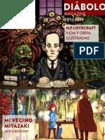 Novedades de Diábolo Ediciones Enero 2019