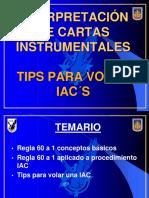 INTERPRETACION CARTAS TIP PARA VOLAR IAC.ppt