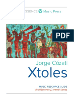 Xtoles Music Guide2016