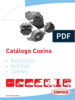 Catálogo Coxins BATENTES BUCHAS COXINS. Www.corteco.com.Br