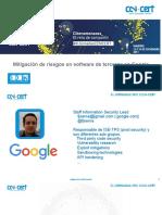 P2-02-Mitigación de Riesgos en Software de Terceros en Google
