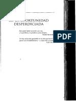 Dresser Denisse El País de Uno Cap 3