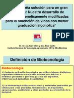Doc Biotecnologia de Levaduras