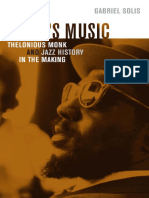 Gabriel Solis - Monk's Music. Thelonious Monk And  Jazz History In The Making (2008).pdf