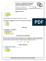 Examen de 5to