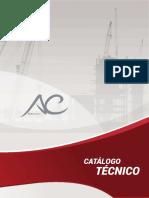 Catálogo AriCabos - Cabos de Aço, Cintas e Balancis.pdf