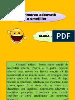 EMOTII Pptclasa Ava