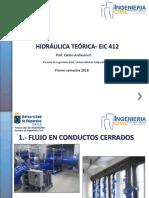 3.-Flujo en Conductos Cerrados_EIC 412