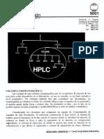 HPLC Teoría 30001