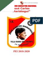 11. Estructura Pei-2018 Ie Jose Carlos Mariategui