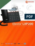 Volante LXP200 v2