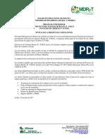 Programa Empoderar - Ministerio de Desarrollo