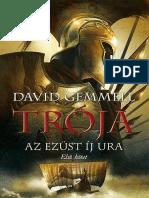 Gemmell David - Troja - Az Ezust Ij Ura 1