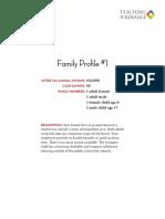 tt family profiles