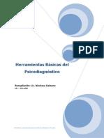 GALEANO.n_copiladora.herramientas Basicas Para El Psicodiagnostico