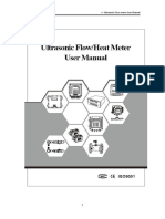 TUF-2000最新英文 Series User Manual for the Inline Measurement