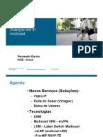 08 Avancos IP Multicast