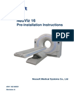 4541 102 60551 NeuViz 16 System_Preinstallation Manual Rev A