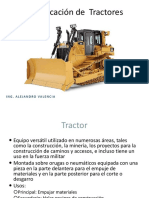Clasifiacion de Tractores