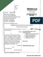 Lawsuit against $GOOG board