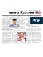 January 9 - 15, 2019  Sports Reporter