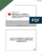 WPPSI-IV y WISC-V. Aprendizaje. Ps. Ana Raquel Rojas.pdf