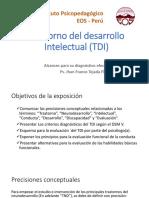 Trastorno Intelectual. Ps. Jhan Franco Tejada.pdf