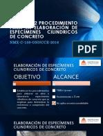 POP-003-02 PROCEDIMIENTO PARA LA ELABORACIÓN DE ESPECÍMENES CILINDRICOS.pptx