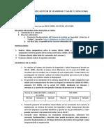 Tarea_Sistema de Gestión de Seguridad y Salud Laboral