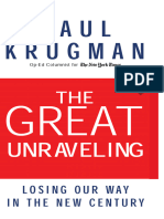 Greenspan, Alan_ Krugman, Paul R-The Great Unraveling _ Losing Our Way in the New Century-W. W. Norton & Company (2004)