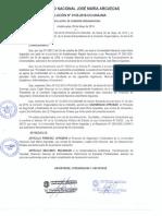 Protocolo Seguridad Estandares Unajma