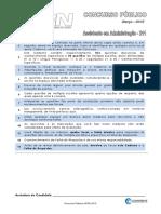 Prova 37 - Técnico(a) de Manutenção Júnior - Elétrica