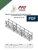 Memorial de calculo Plataforma M-2+2+2_ESPECIAL