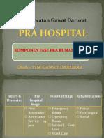 01 - Komponen Gadar Pre Hospital