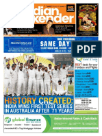 The Indian Weekender 11 January 2019