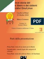 Mkc Storia Del Software Libero 10-23-2010