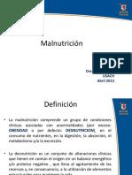 1. desnutricion